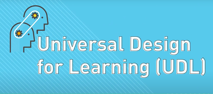 universal design for learning demo classroom